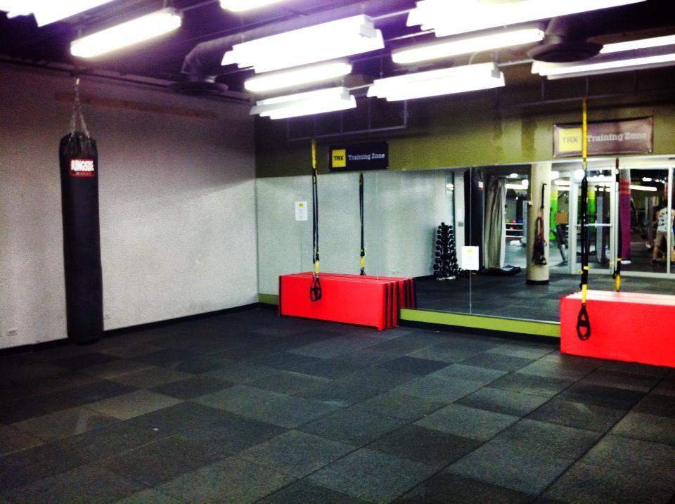 Wing Tsun Kwoon at HiFi Fitness