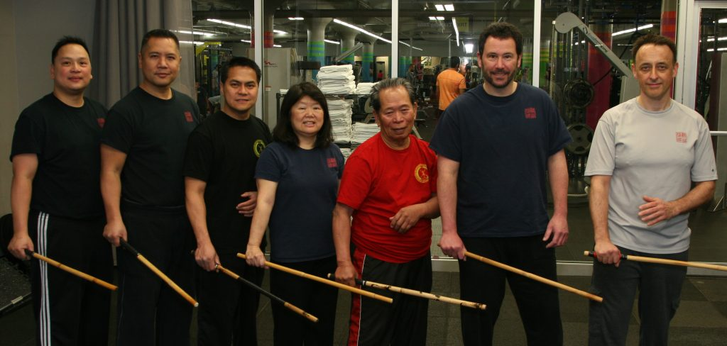 Atillo Balintawak Eskrima at Wing Tsun Kwoon