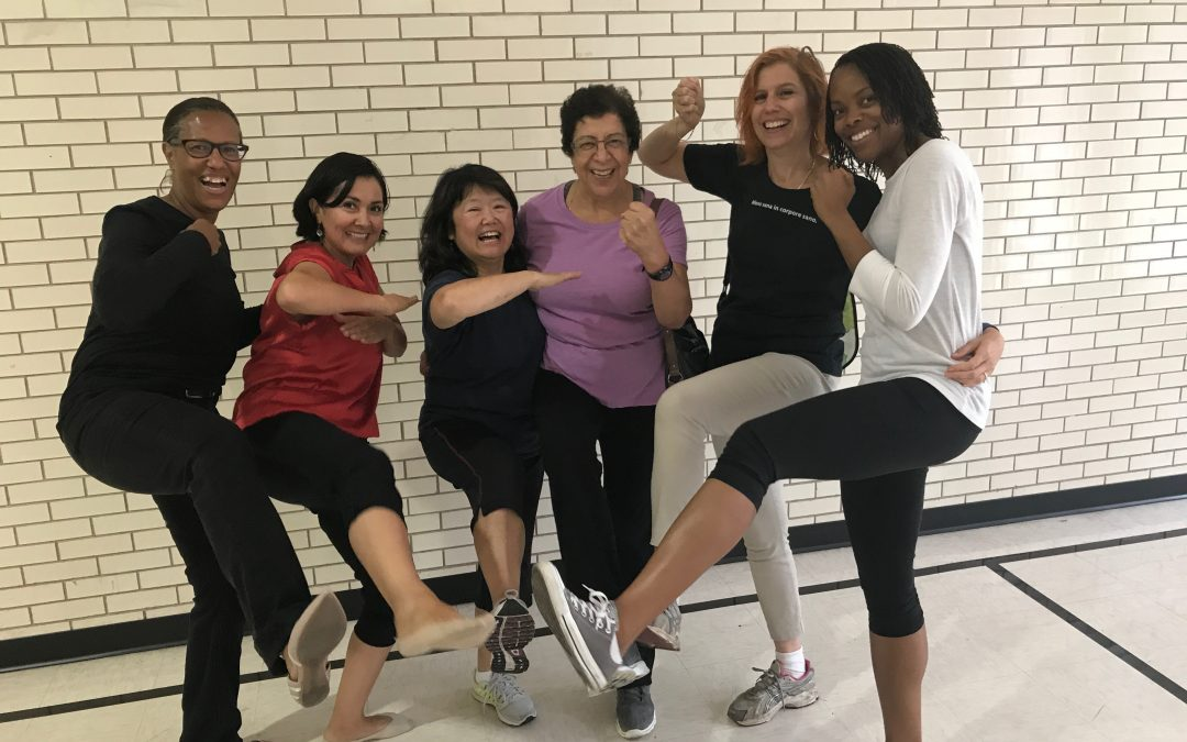 Take Control: Women Self-Defense Program